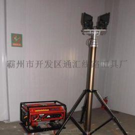 全方位自动泛光工作灯 消防救急灯 自动发电移动式