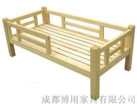 成都幼儿园午睡床 成都实木儿童午睡床厂家直供
