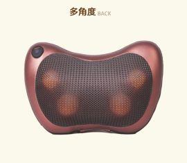 跑江湖地攤車載家用多功能按摩枕68元模式新奇特產品貨源