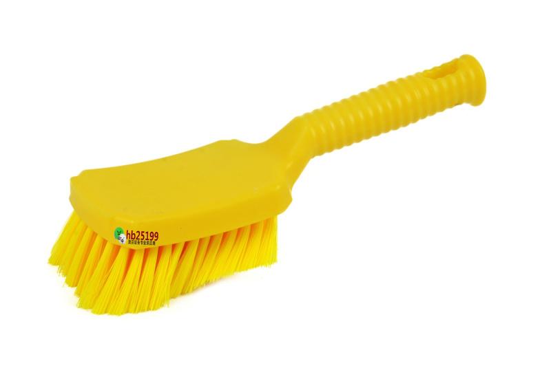 不掉毛清洁刷2310短把手刷,食品用清洁工具刷