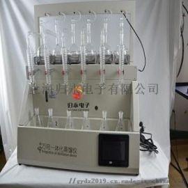 柳州山东智能一体化蒸馏仪型号,归永品蒸馏系统品牌