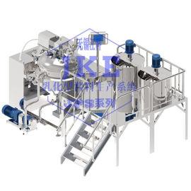 沙拉酱乳化机,沙拉酱均质机生产设备