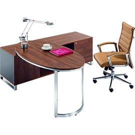 SKZ311单人实木辦公桌 辦公桌 简约辦公桌