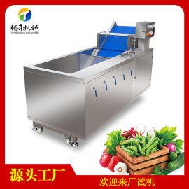 超声波果蔬清洗机 气泡清洗洗菜机