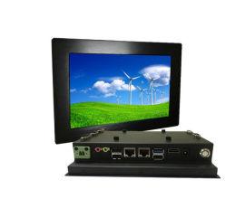 小尺寸7寸J1900工业平板电脑工控触摸一体机