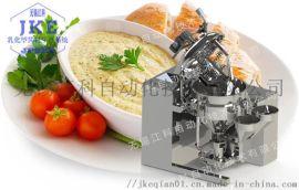 沙拉酱加工设备,蛋黄酱乳化机,高速型沙拉酱乳化机