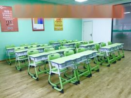 郑州培训班辅导班补习班儿童学习课桌厂家直销