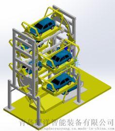 垂直循环立体车库