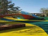 上海丙烯酸羽毛球場鋪設公司