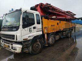 二手混凝土泵车37米46米56米二手混凝土泵车供应