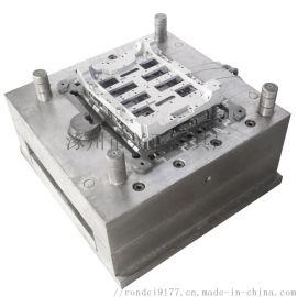 非标定制LED压铸铝盒模具