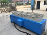 平移式磁力研磨机|长管研磨抛光机|大型磁力抛光机