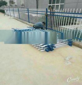 草坪护栏 塑钢绿化隔离围栏 园林塑料栅栏 公园花坛栏杆 PVC护栏
