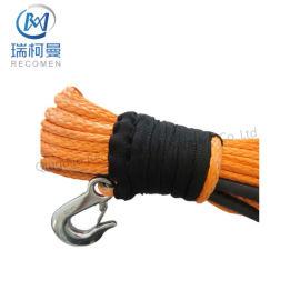 RCM12mm絞盤繩,越野救援  拖車繩