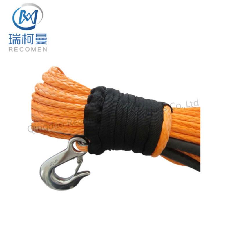 RCM12mm絞盤繩,越野救援專用拖車繩