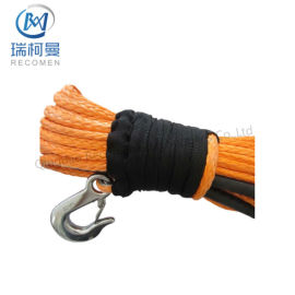 RCM12mm绞盘绳,越野救援  拖车绳