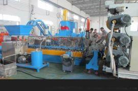 编织袋母粒造粒机 密炼单螺杆造粒机