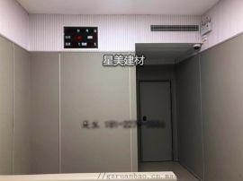 云南审讯室防撞墙面软包办案区谈话室墙面软包