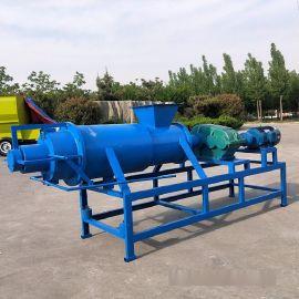 凌海立式固液分离机 斜筛式固液分离机厂家