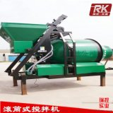 廠家直銷 JZM350滾筒式攪拌機