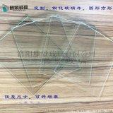 超白玻璃片超薄电子玻璃原片高平整度钙钠玻璃小片改切