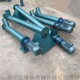 垂直螺旋上料机 矿石粉料绞龙送料机 不锈钢螺旋机