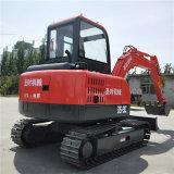 浙江園林綠化小型挖機報價 先導履帶式工程挖掘機