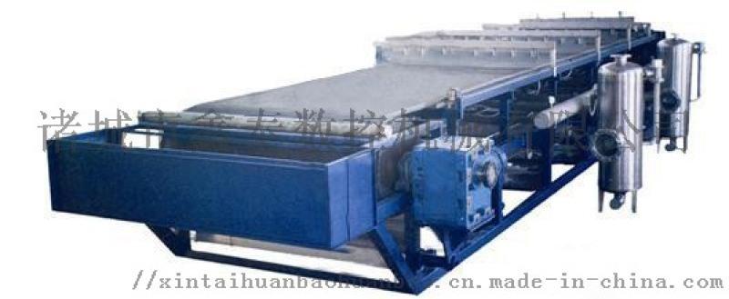诸城鑫泰环保-水平带式真空过滤机的原理和特点