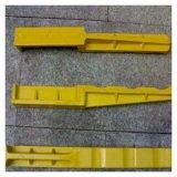 昆明三联式电缆托架 工地玻璃钢架空电缆支架