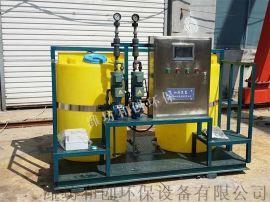 单过硫酸氢钾投加设备/全自动加药装置