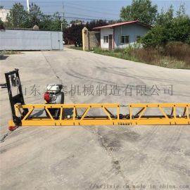9米框架式振动梁 混凝土路面摊铺机