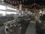 自助餐廚房設備預算報價 各類餐館廚房設備清單