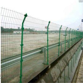 绿色围墙护栏网,永新围墙护栏颜色,护栏网厂家直销