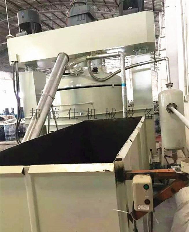 供應湖南5000升強力分散機 矽酮耐候膠生產設備