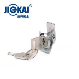 JK362鋅合金轉舌鎖 廣州捷開 機箱小鎖