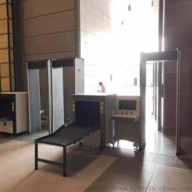 路博自产青岛 门框式红外测温仪