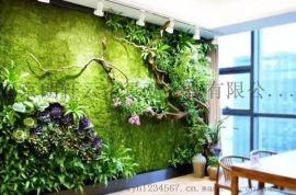 厂家仿真植物墙生态绿植墙防紫外线绿植墙仿真花墙
