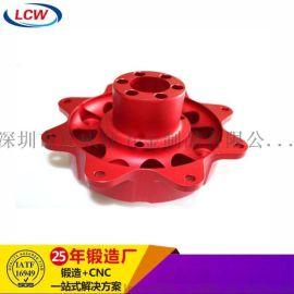 深圳锻造厂家 精密锻件 汽车传动轴锻造加工