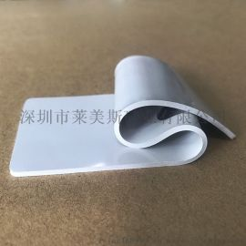 非硅导热硅胶片-安防散热无硅导热硅胶片