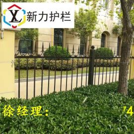 商丘厂家供应欧式铸铁护栏学校铁艺隔离栅栏品质保证