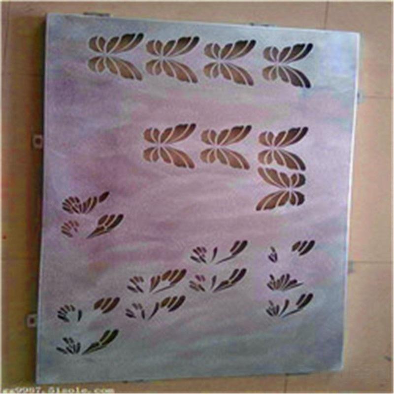 网状雕花造型铝单板 花式艺术雕刻铝单板定制