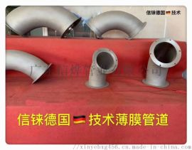 江西信铼304预制气力输送内精抛管道供应