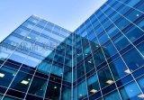 未央区点支撑建筑幕墙 点支式玻璃幕墙 西安优品美屋