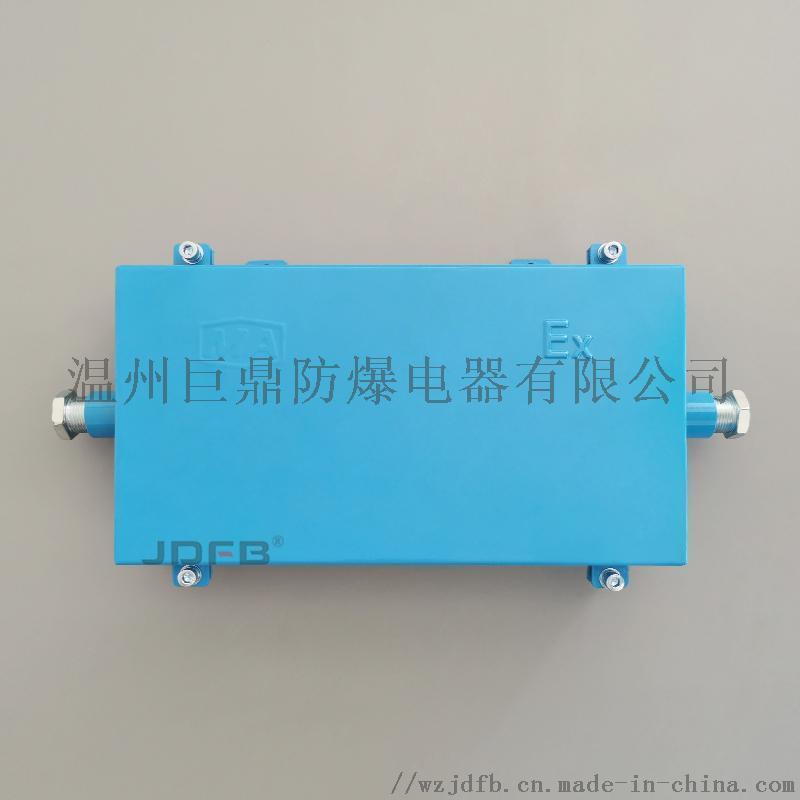 巨鼎JHHG矿用光纤接线盒, 矿用光缆接线盒