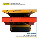 20噸工業軌道蓄電池電動大噸位運輸鋼板電動平車