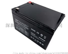 12V12AH电动车电池组 UPS机柜电池