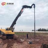 挖樹坑機 泥土鑽頭螺旋鑽機鑽孔設備