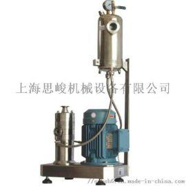 石油冻胶体高速乳化分散机
