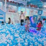 天津淘气堡闯关乐园 百万海洋球池厂家定制