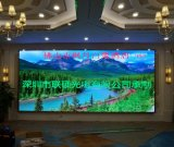 LED大屏P3实拍效果,高刷P3全彩屏4K片源效果